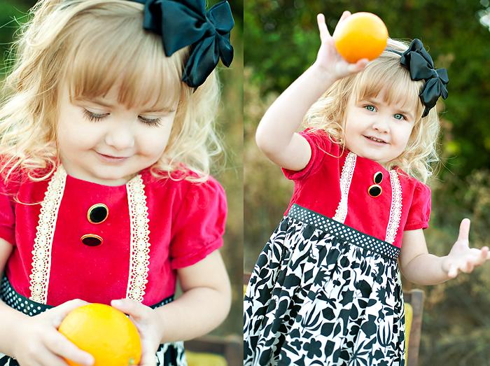 Emily orange