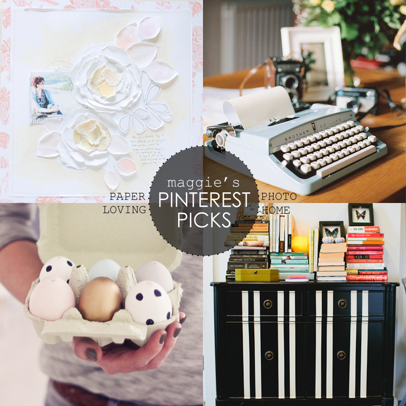 Maggie Holmes Pinterest Picks April 14