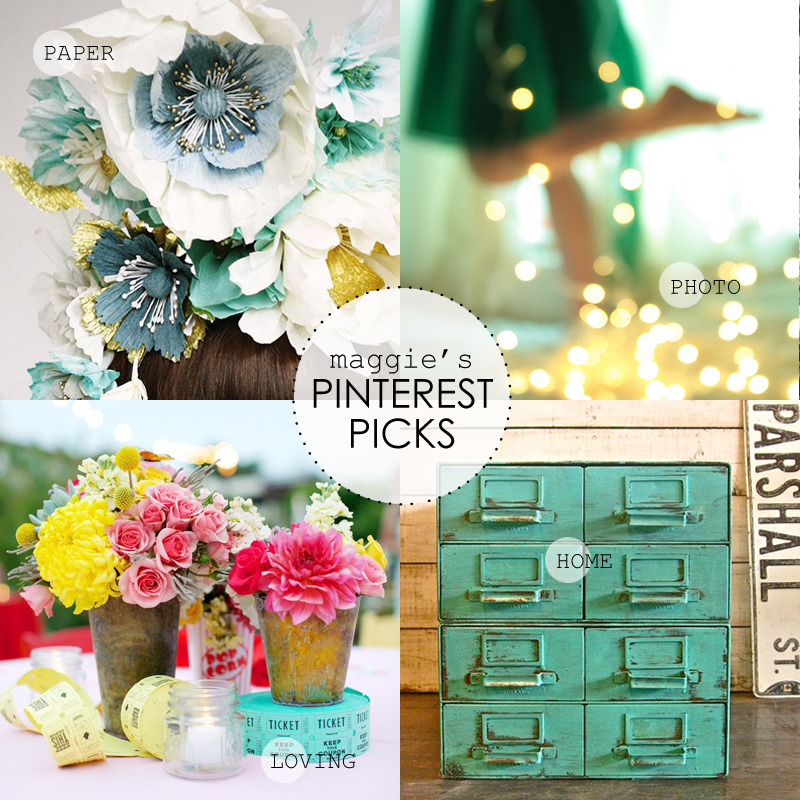 Maggie Holmes Pinterest Picks June 11