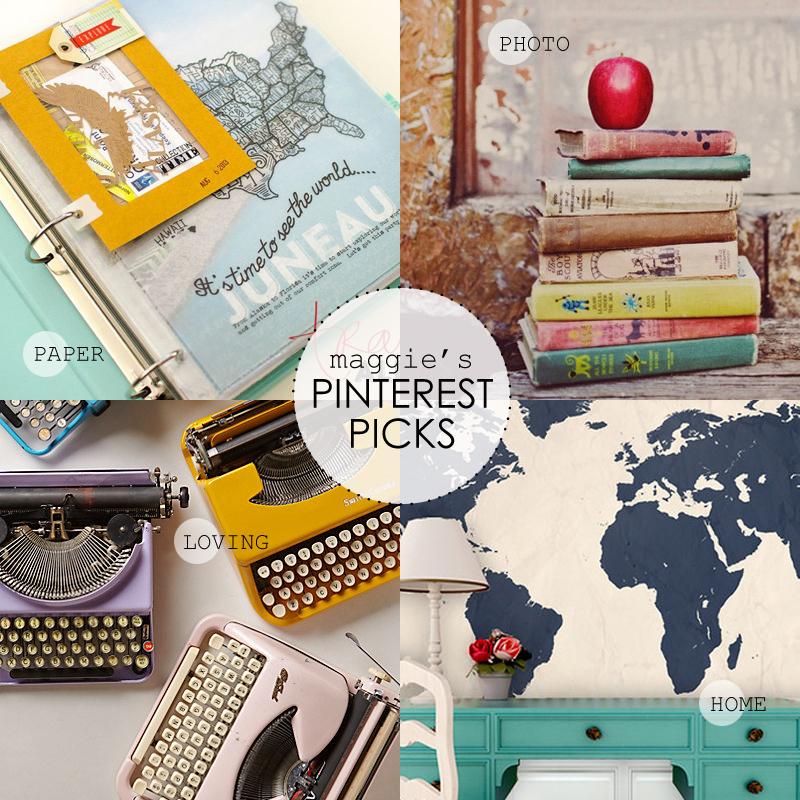 Maggie Holmes Pinterest Picks July 23