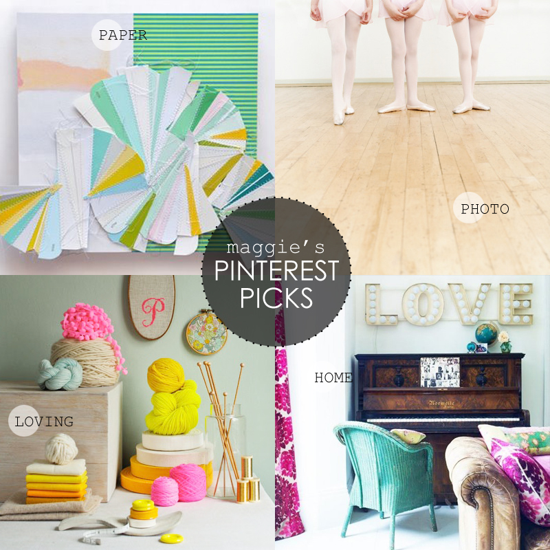 Maggie Holmes Pinterest Picks April 21