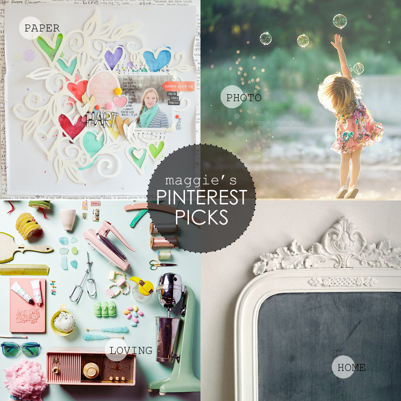 Maggie Holmes Pinterest Picks May 12