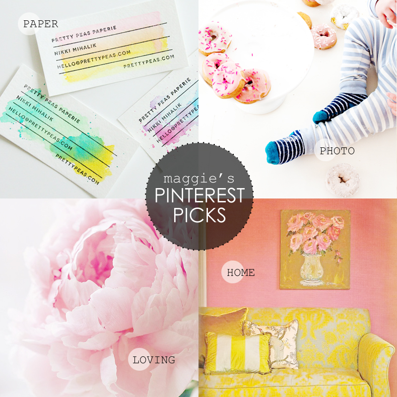 Maggie Holmes Pinterest Picks May 26