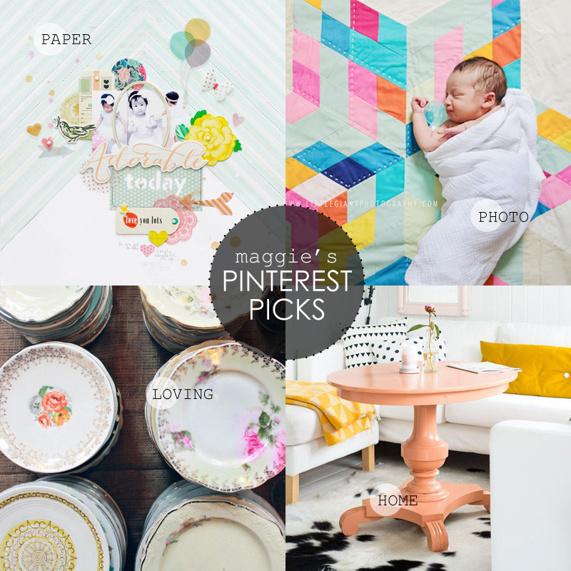 Maggie Holmes Pinterest Picks April 28