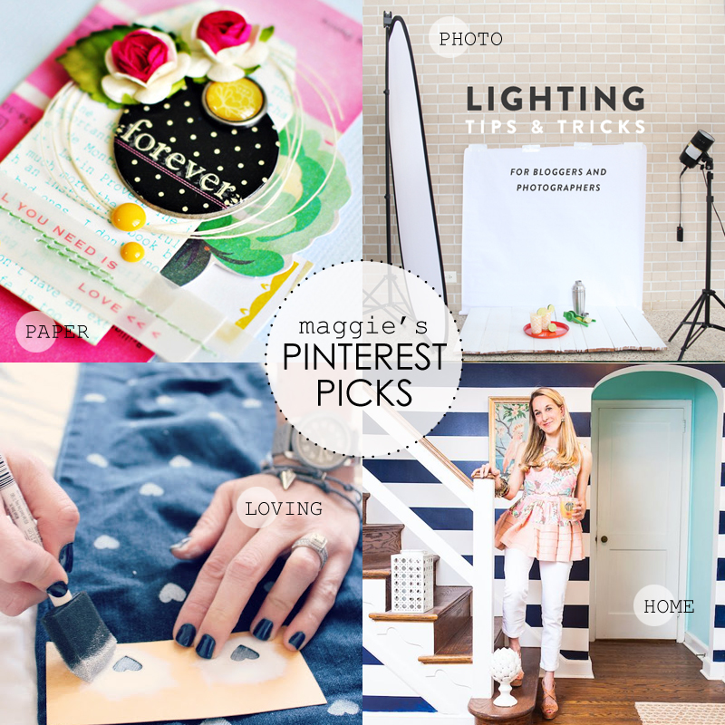 Maggie Holmes Pinterest Picks June 20
