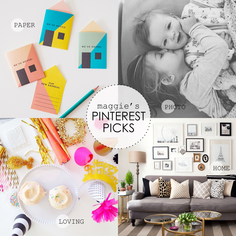 Maggie Holmes Pinterest Picks June 27