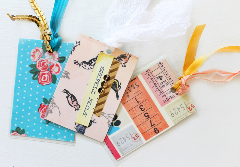 DIY Cute Custom Luggage Tags - MAGGIE HOLMES Photography and ...