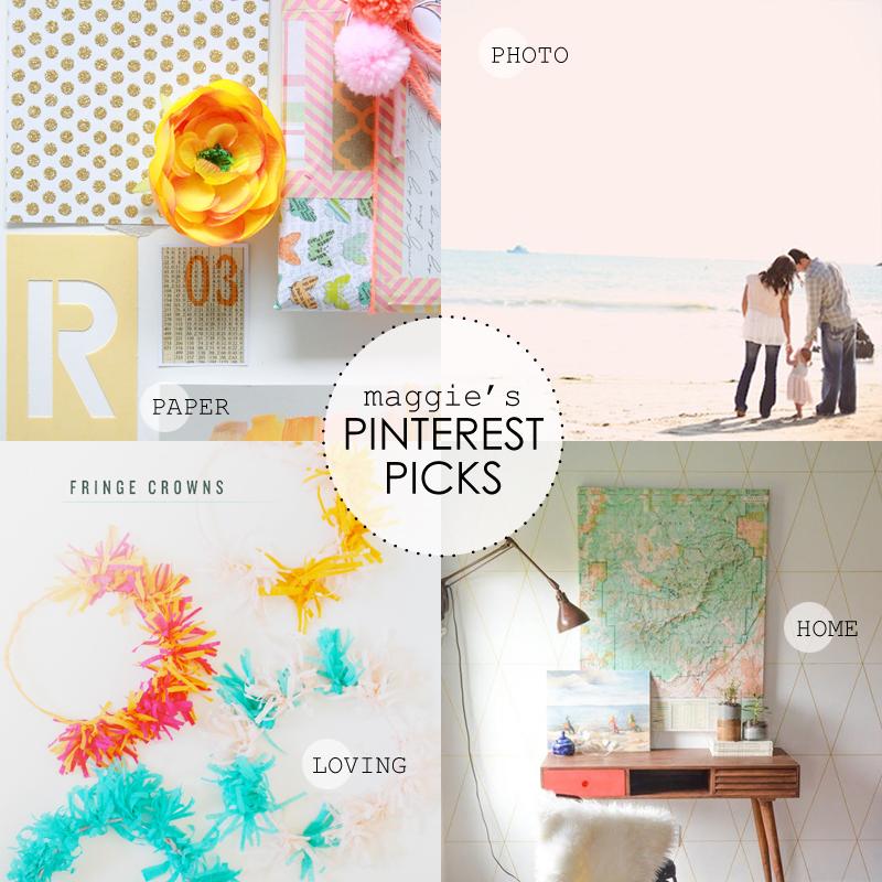 Maggie Holmes Pinterest Picks July 4
