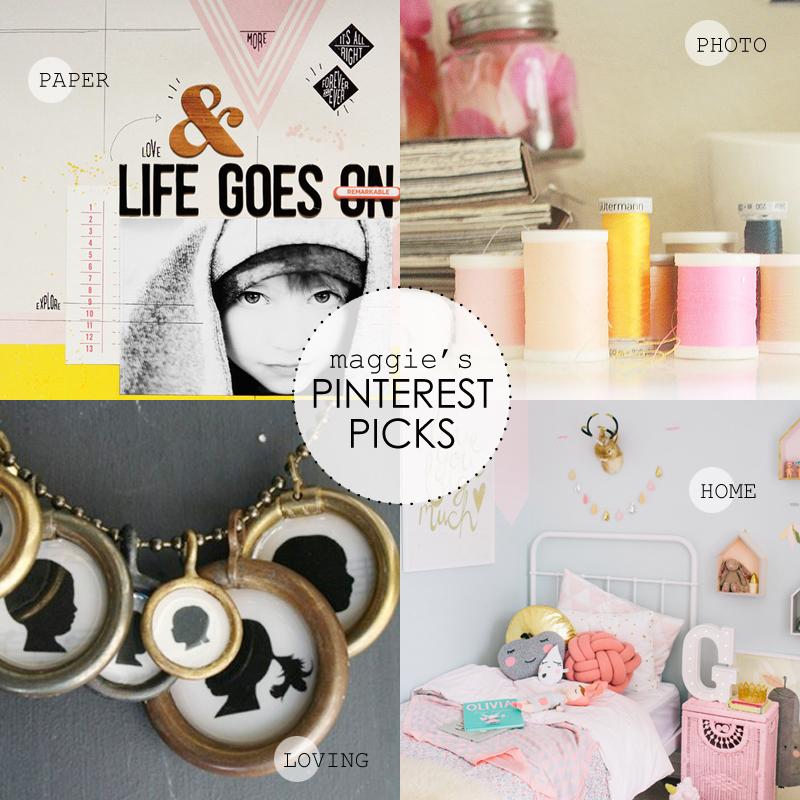 Maggie Holmes Pinterest Picks September 3